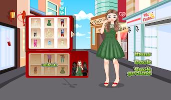 Screenshot of English Girls - Girl Games