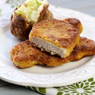 Crispy Pan-Fried Pork Chops