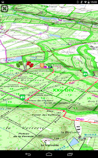 SityTrail France- screenshot thumbnail
