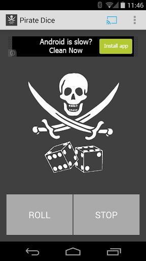 Pirate Dice - Chromecast Game