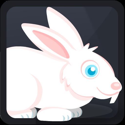 可爱的兔子逃生