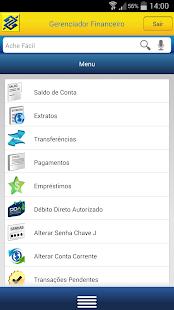 Gerenciador Financeiro - screenshot thumbnail