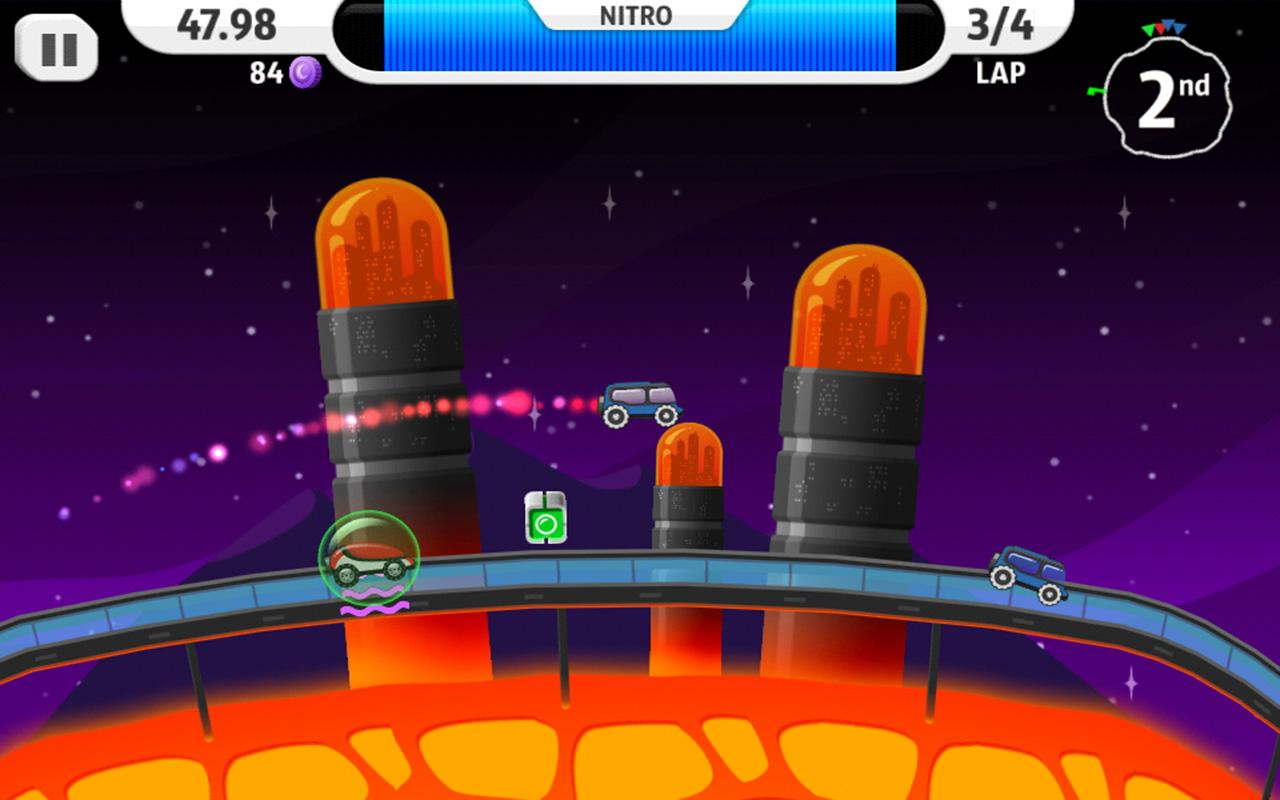 Lunar Racer screenshot #9