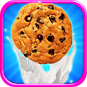 Cookies & Milk Kids Games FREE icon