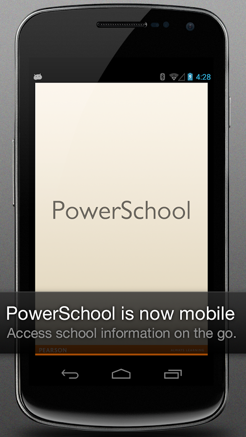 PowerSchool for Parents - screenshot