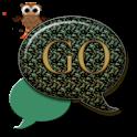 GO SMS THEME/AutumnOwl4U icon