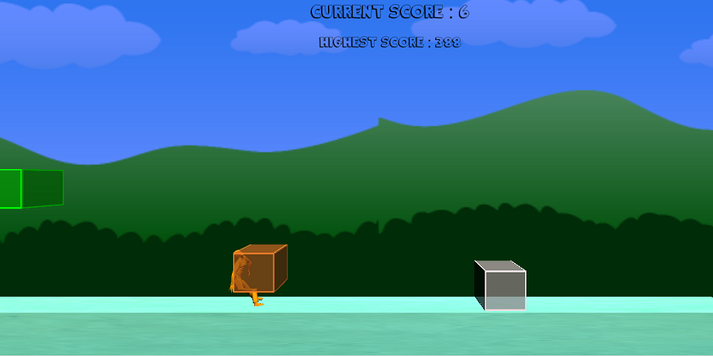 Rapid Runner - screenshot