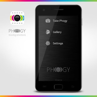 Phogy, 3D Camera - screenshot thumbnail