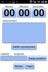 Parking Alerte screenshot 1