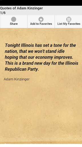 Quotes of Adam Kinzinger