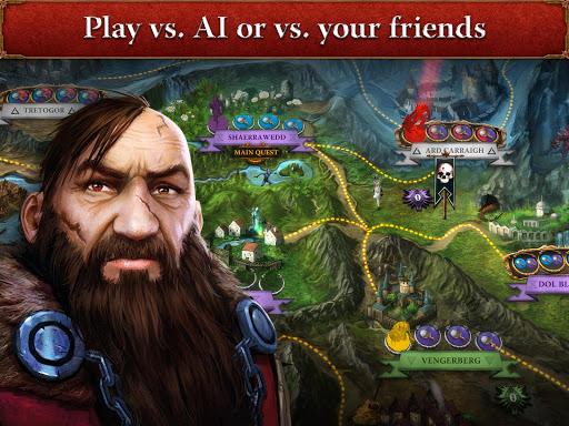 【免費棋類遊戲App】The Witcher Adventure Game-APP點子