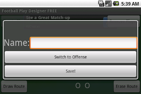 Football Play Designer FREE - screenshot thumbnail