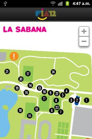 FIA 2012 - Costa Rica- screenshot