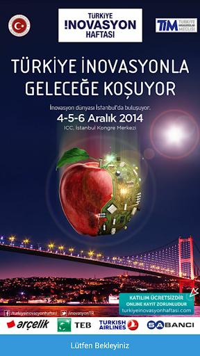 Türkiye İnovasyon Haftası 2014