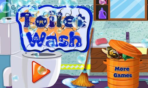 公主厕所洗