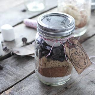 Cinnamon Hot Cocoa In A Jar
