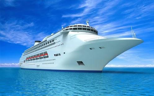 Cruise Ship 3D