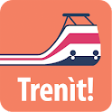 Trenit: find trains in Italy icon