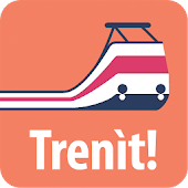 App Trenit find trains in Italy APK for Kindle