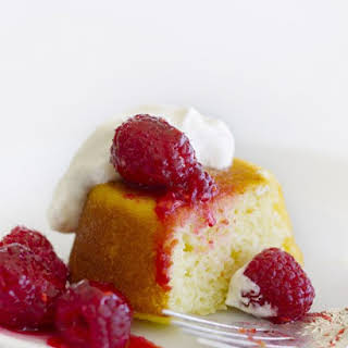 Buttermilk Pudding Cakes.