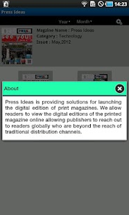 Press Ideas - screenshot thumbnail