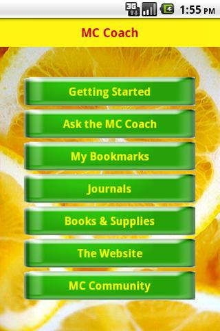Master Cleanse Coach - screenshot