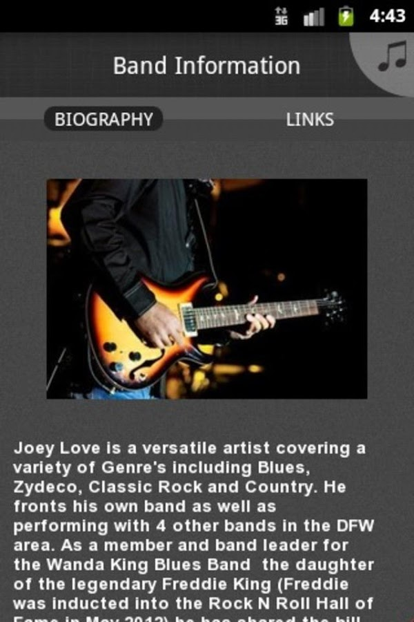 Joey Love - screenshot