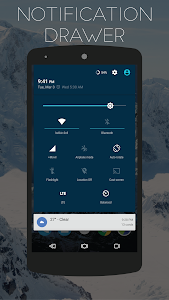 Below Zero (CM12 Theme) v1.0