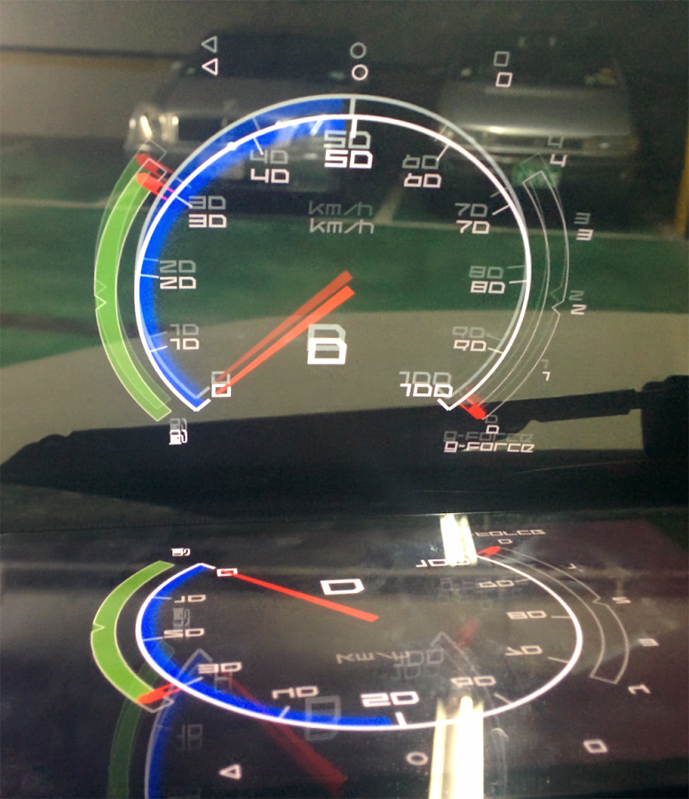Dashboard Air - Speedometer- screenshot
