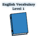English Vocabulary Level 1 icon