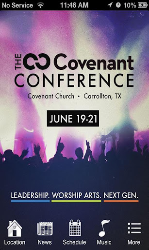 Covenant Conference