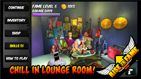 Rise To Fame - screenshot thumbnail