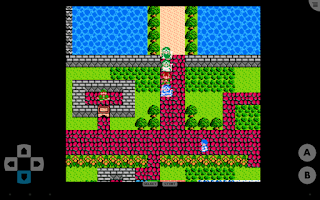 Screenshot of John NES Lite - NES Emulator