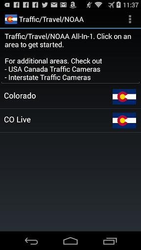 Colorado Traffic Cameras