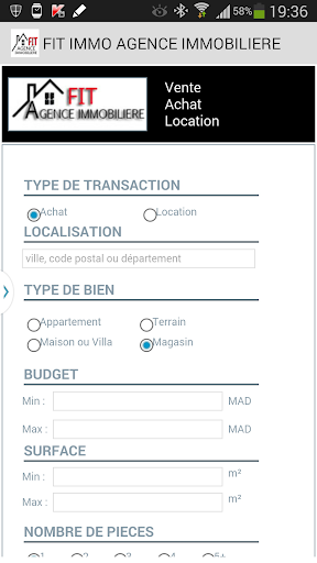 FIT IMMO AGENCE IMMOBILIÈRE