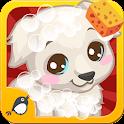 Lindo Perrito y Gatito Virtual icon