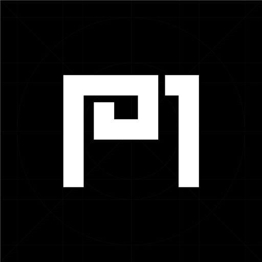 P1时尚社区 LOGO-APP點子
