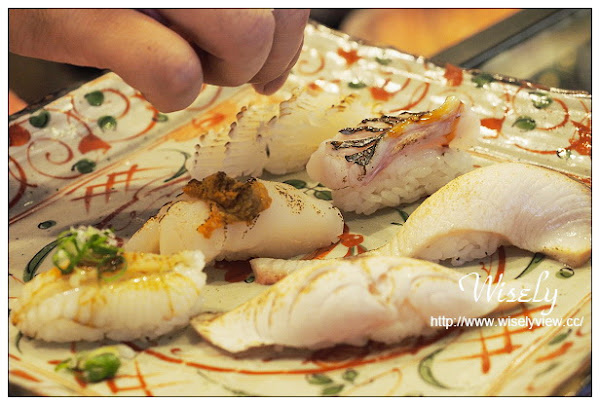文昌路美食@Haoすし生魚片、冷丼、握壽司專賣店~採預約制