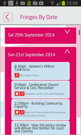 【免費書籍App】Labour Conference-APP點子