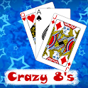 Crazy Eights Free icon