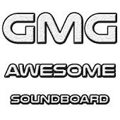 GMG Awesome Soundboard