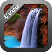 Waterfall Beauty LWP HD Free