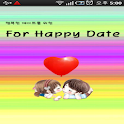 데이트장소검색(For Happy Date ) logo