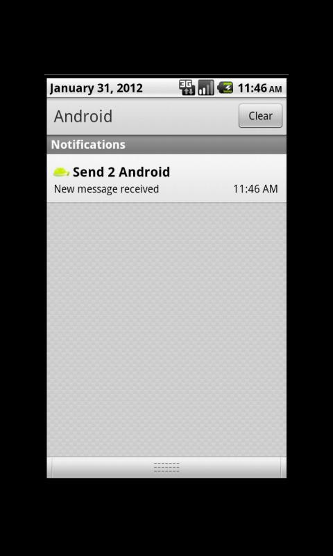 Send 2 Android- screenshot