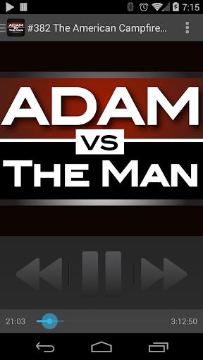 Adam vs The Man