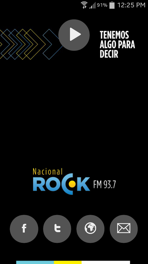 Nacional Rock- screenshot