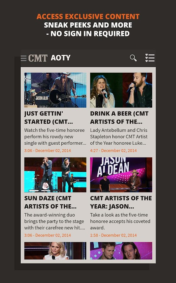 CMT- screenshot