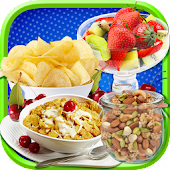 Snack Food Maker: Cooking Chef