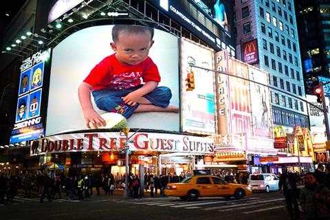 Bingkai Foto Billboard