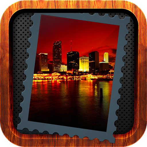 Los Angeles City Guide Puzzle LOGO-APP點子